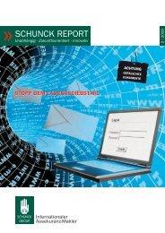 schunck report 2/2009 - Schunck Group