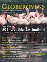 Globerovers Magazine, Dec 2014