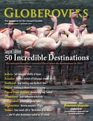Globerovers Magazine, Dec 2014
