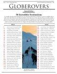 Globerovers Magazine, Dec 2014 - Page 3