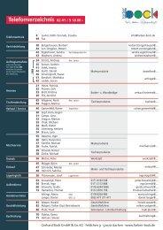 Telefonliste 2017
