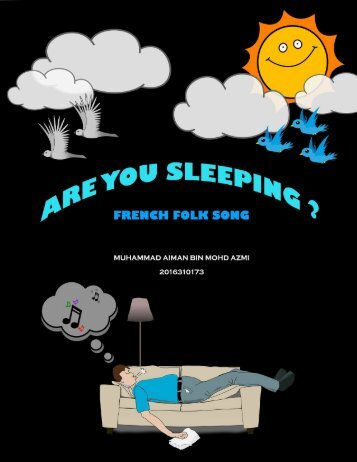 Are You Sleeping ?