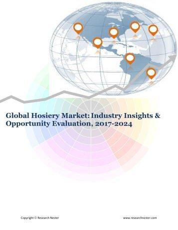 Global Hosiery Market (2017-2024)- Research Nester