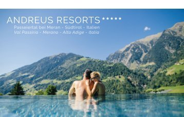 Andreus RESORTS***** Brochure 2017