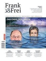Leseprobe Frank&Frei 02/2017