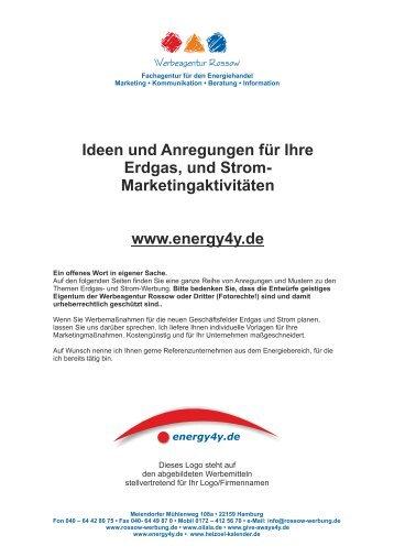 Angebote Erdgas   Strom2