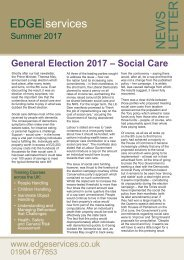 EDGE summer newsletter 17
