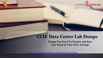 CCIE Data Center Lab Dumps (dumps4ccielab)
