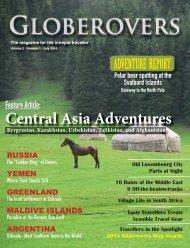 Globerovers Magazine, July 2014