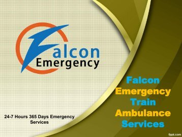 Emergency Train Ambulance Service in Delhi and Patna