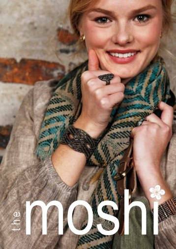 The Moshi Catalog Fall/Winter 2017