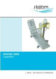 Novum 2000  Liegelifter