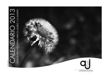 Descargue el Calendario 2013 - Aristizabal y Jinete SAS