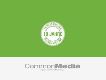Copyright - CommonMedia