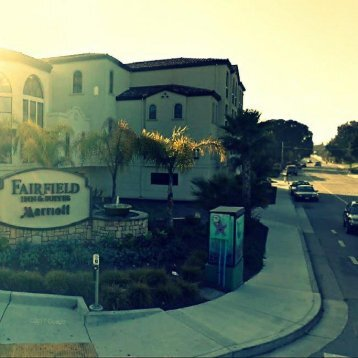 Fairfield Inn & Suites by Marriott Santa Cruz - Capitola located near Capitola dentist Agata Konopka DDS