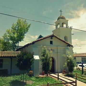 Mission Santa Cruz 5.5 miles to the west of Santa Cruz implant dentist Agata Konopka DDS