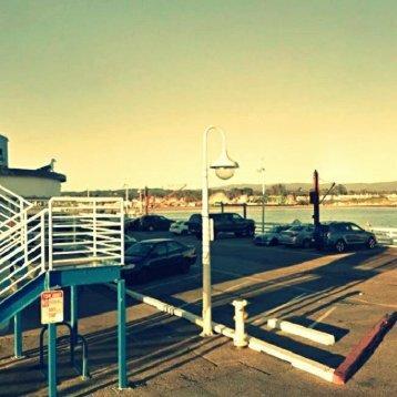 Santa Cruz Wharf 6.9 miles to the west of Santa Cruz invisalign specialist Agata Konopka DDS