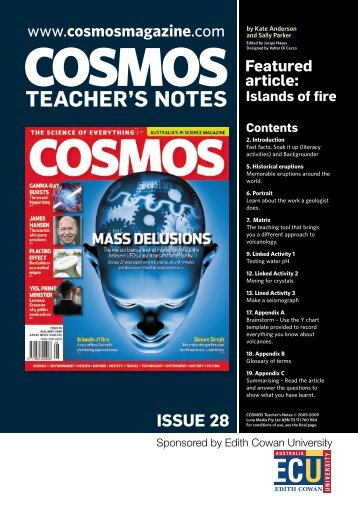 Issue 28 - Endeavour College Online Learning Interface