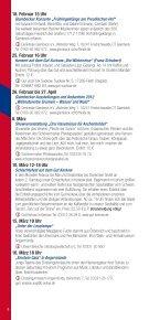 veranstaltungen - Der Förderverein Uckermärkische Blasmusiktage ... - Seite 6