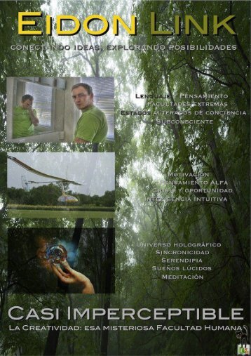 Casi imperceptible - EidonLink Magazine