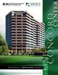 One Concord Center | 2300 Clayton Road | COnCOrd, CA