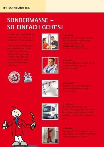 SoNdERMASSE – So EINfAch GEhT'S! - Schulte