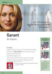 Garant - Schulte