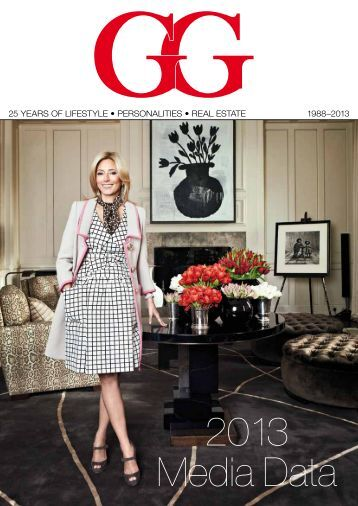 GG is an independent magazine with top quality ... - Grund Genug