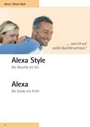 Alexa Style Alexa - Schulte