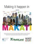 EARS ON THE GROUND - Make It Makati - Page 7