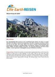 Mount Kenya & Safari - woitatscher