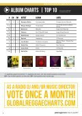 Global Reggae Charts - Issue #3 / July 2017 - Page 5