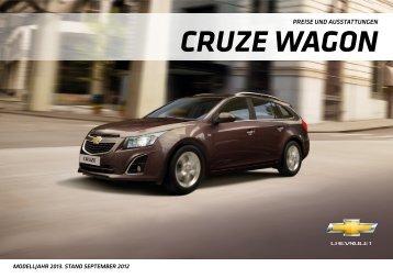 CRUZE WAGON - Chevrolet