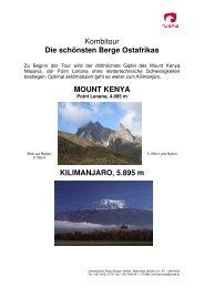mount kenya - BergNews