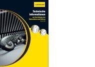 Technische Informationen - Hanse Trading