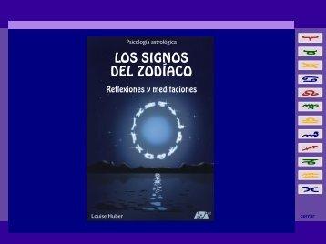 Los signos del zodíaco (Louise Huber) - Api Ediciones