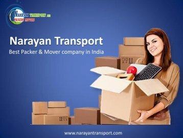 Narayan Transport Provide Best Relocation Service in Delhi
