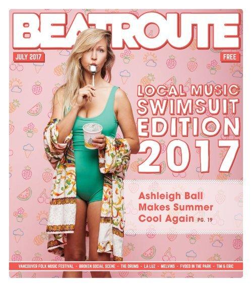 Beatroute Magazine BC Print Edition - July 2017