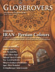 Globerovers Magazine, July 2013