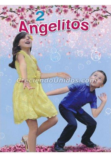 #586 Catálogo Angelitos 2 Volumen 11 Ropa, Calzado y Accesorios para ninos