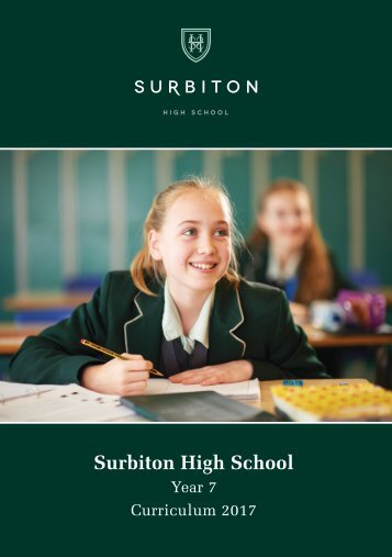 Year 7 Curriculum Book