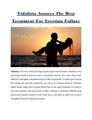 Buy  Generic Tadalafil Vidalista 40 mg Online, USA - FDA Approved