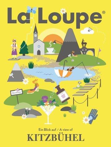La Loupe Kitzbühel No. 4 Summer Edition