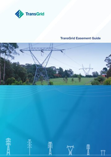 TransGrid Easement Guide