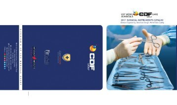 surgical tools catalogue