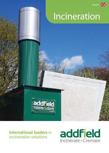Addfield Incineration Brochure