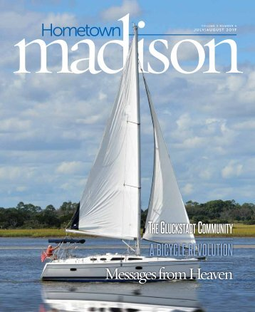 Hometown Madison - July & August 2017