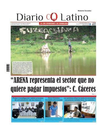 Edición 11 de Julio de 2017