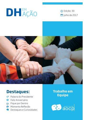 Instituto AOCP | Edição de Julho
