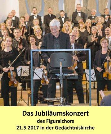 Gedächtniskirche-Jubiläumskonzert